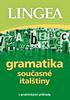 Gramatika současné italštiny, s praktickými příklady