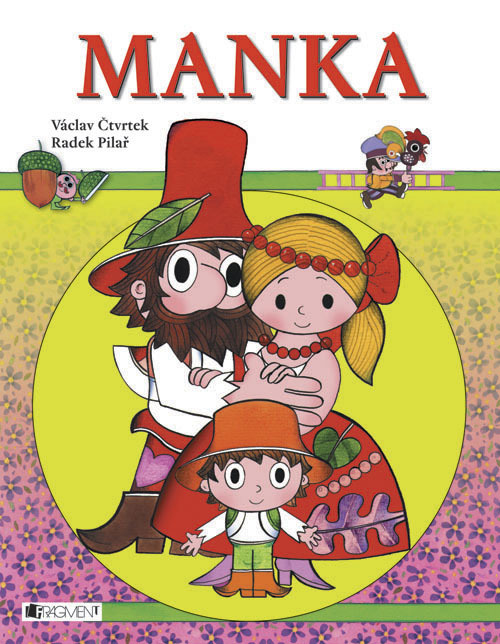 Manka - Radek Pilař