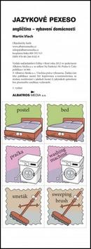Jazykové pexeso angličtina - vybavení domácnosti