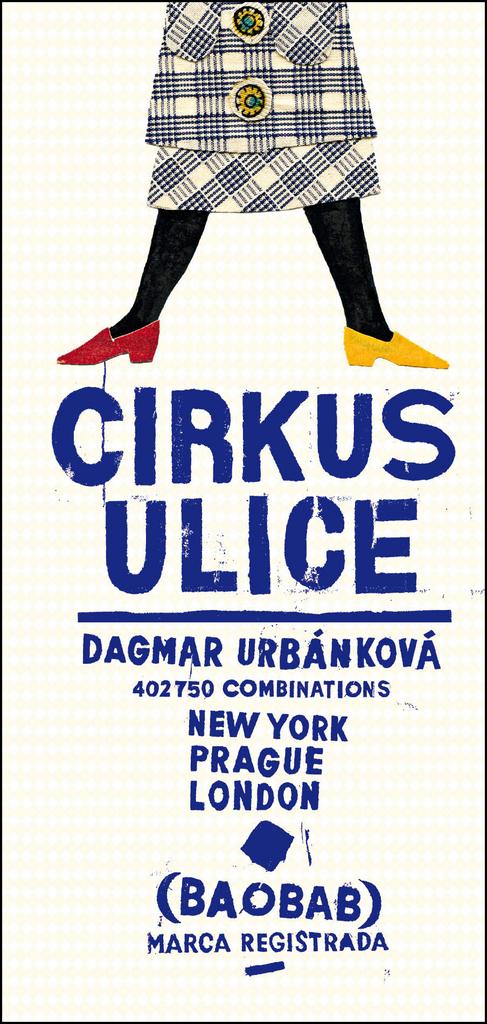 Cirkus ulice - Dagmar Urbánková