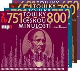 Toulky českou minulostí komplet 601-800