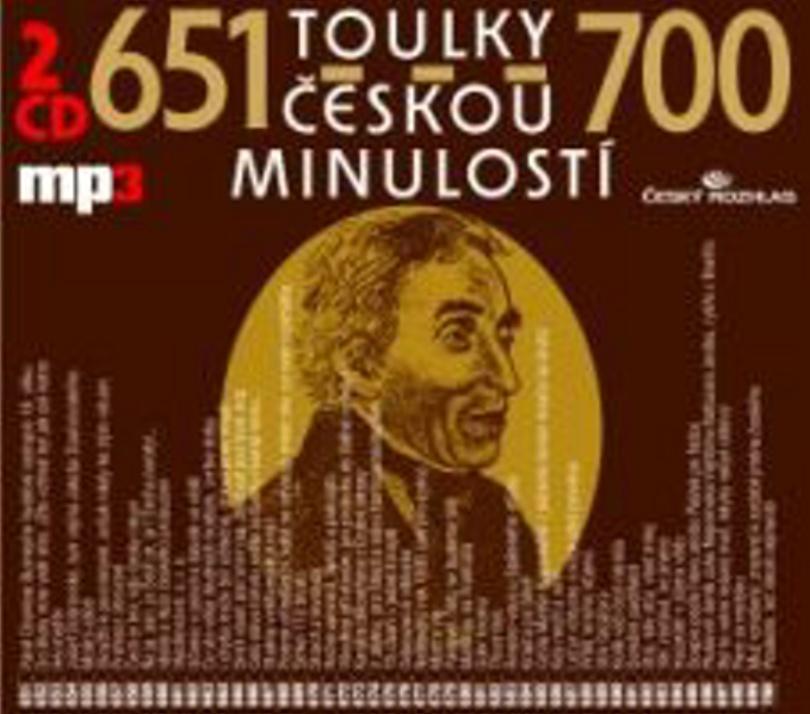 Toulky českou minulostí 651-700