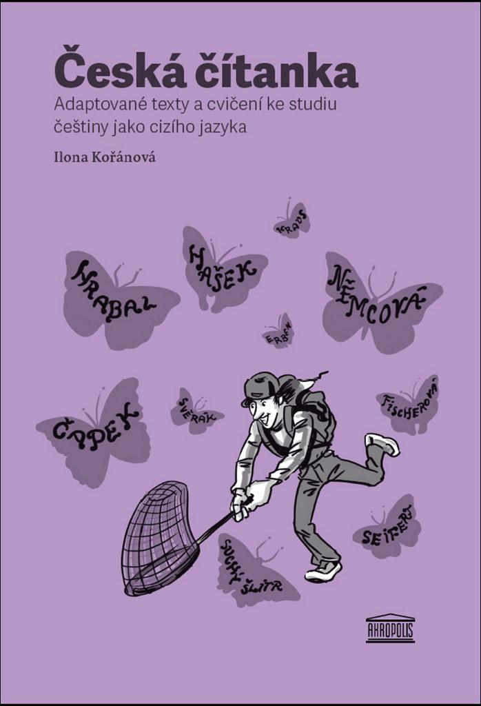 Česká čítanka - Ilona Kořánová