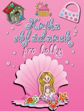 Kniha skládanek pro holky