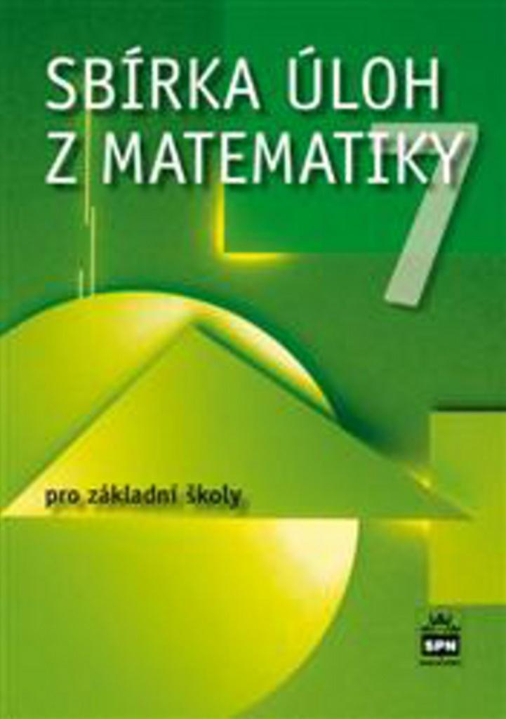 Sbírka úloh z matematiky 7 pro základní školy - Josef Trejbal