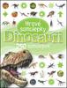 Dinosauři Hravé samolepky, 250 samolepek