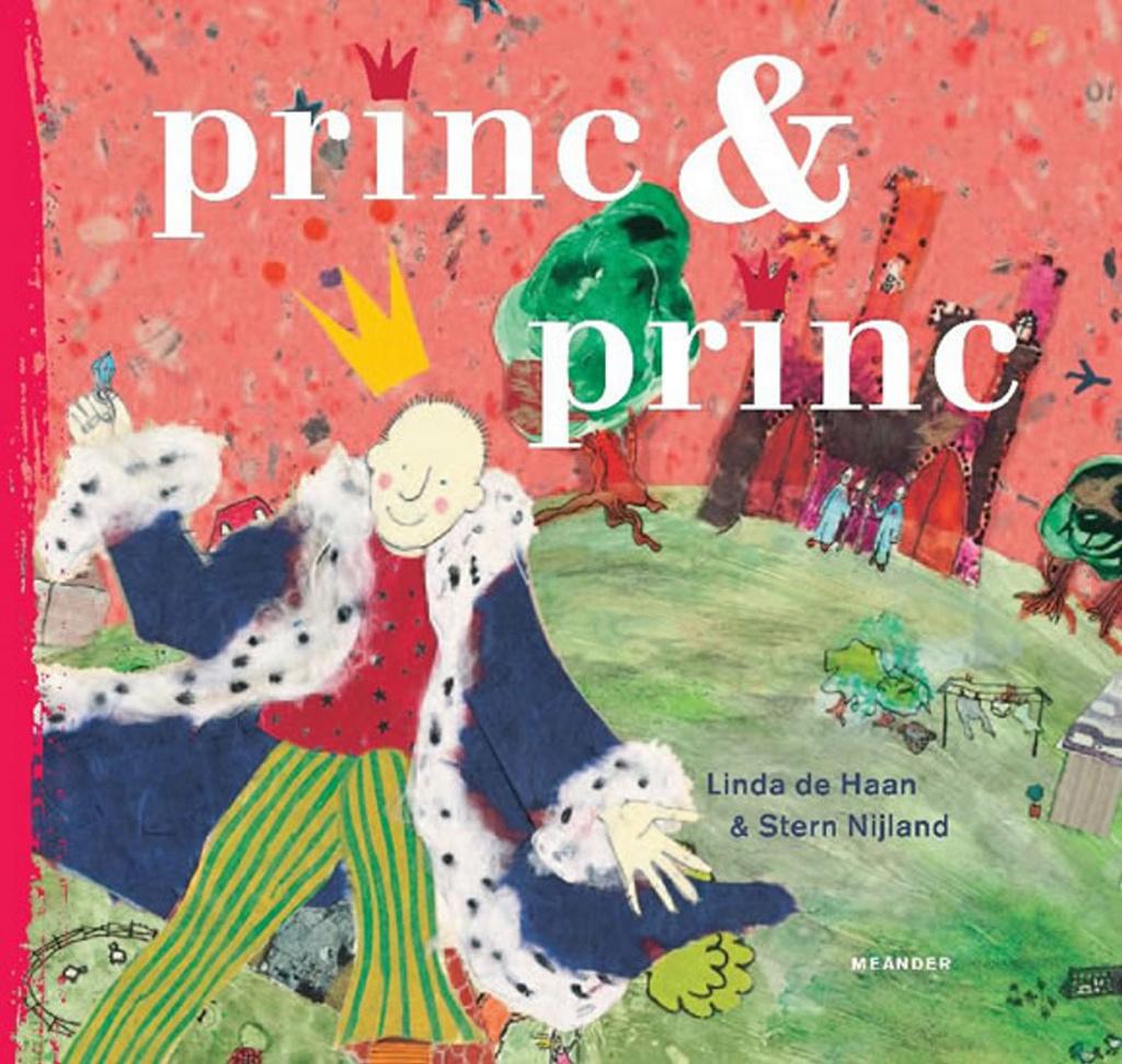 Princ & Princ - Linda De Haan