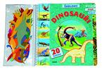 Dinosauři, Šablony