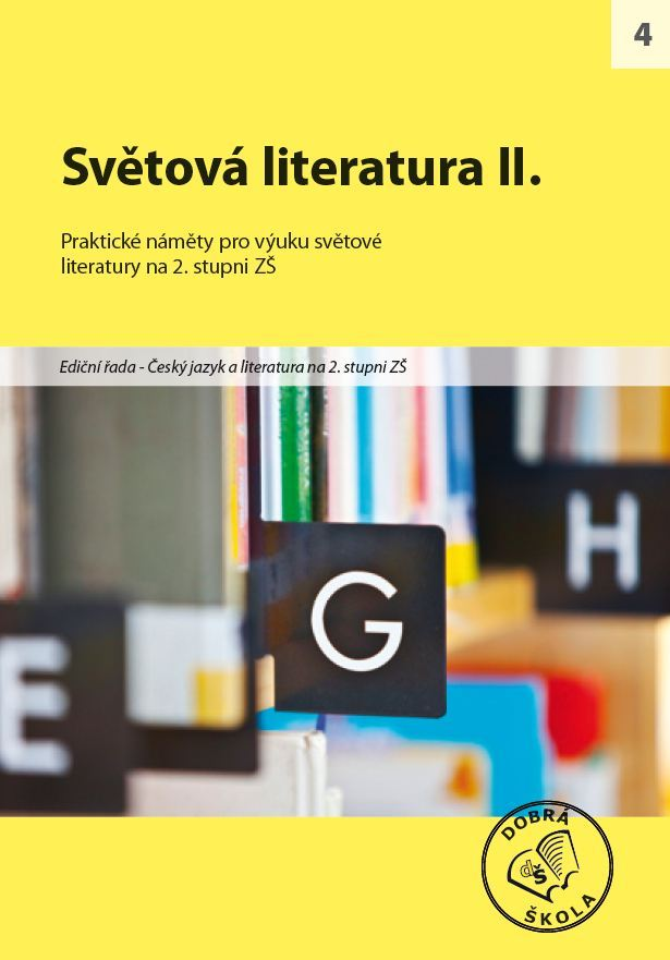 Světová literatura II. pro 2. stupeň ZŠ