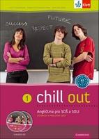 Chill out 1 Angličtina pro SOŠ a SOU, Učebnice a pracovní sešit + 2 audio CD