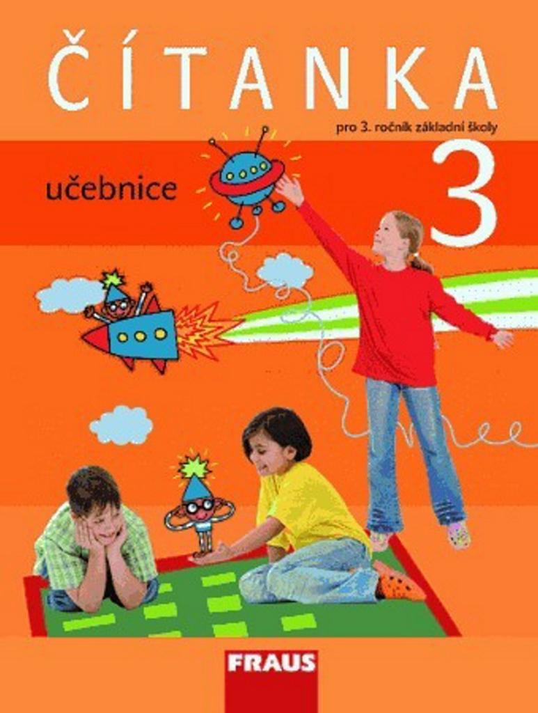 Čítanka 3 pro ZŠ učebnice - Kateřina Váňová
