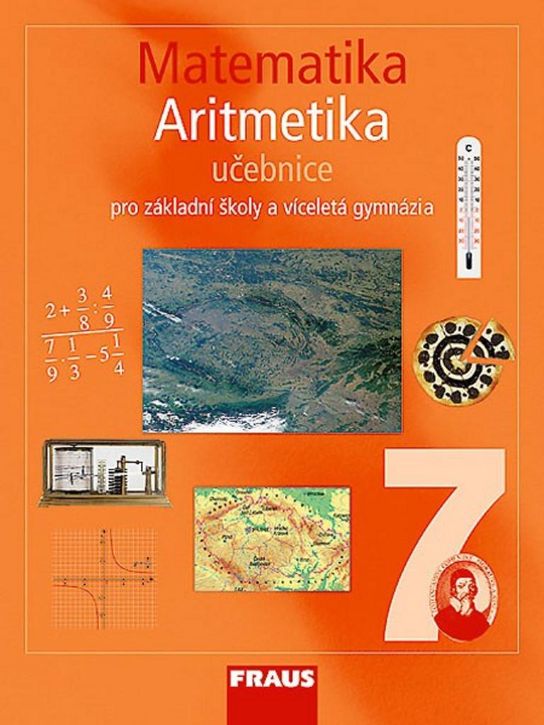 Matematika 7 Aritmetika Učebnice - Helena Binterová