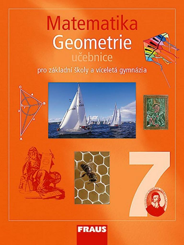 Matematika 7 Geometrie Učebnice - Helena Binterová