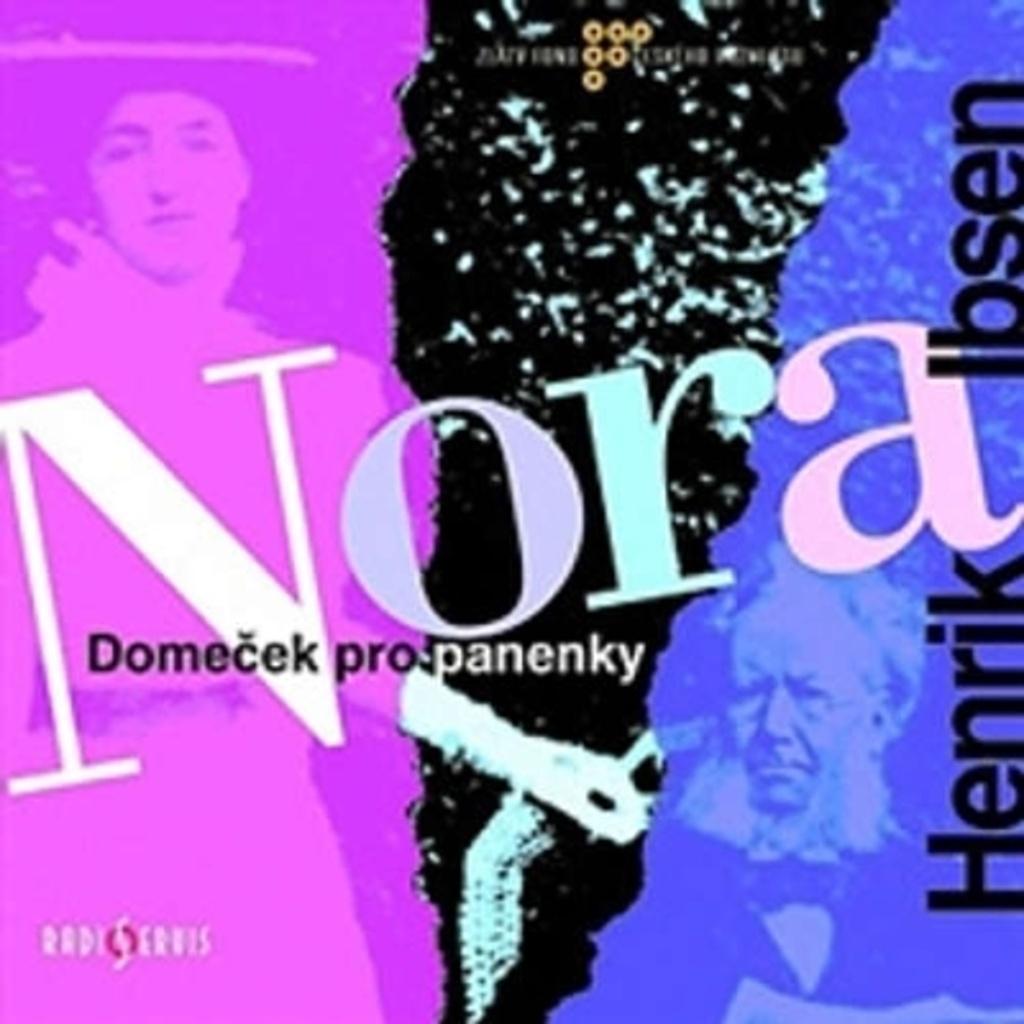 Nora Domeček pro panenky - Henrik Ibsen