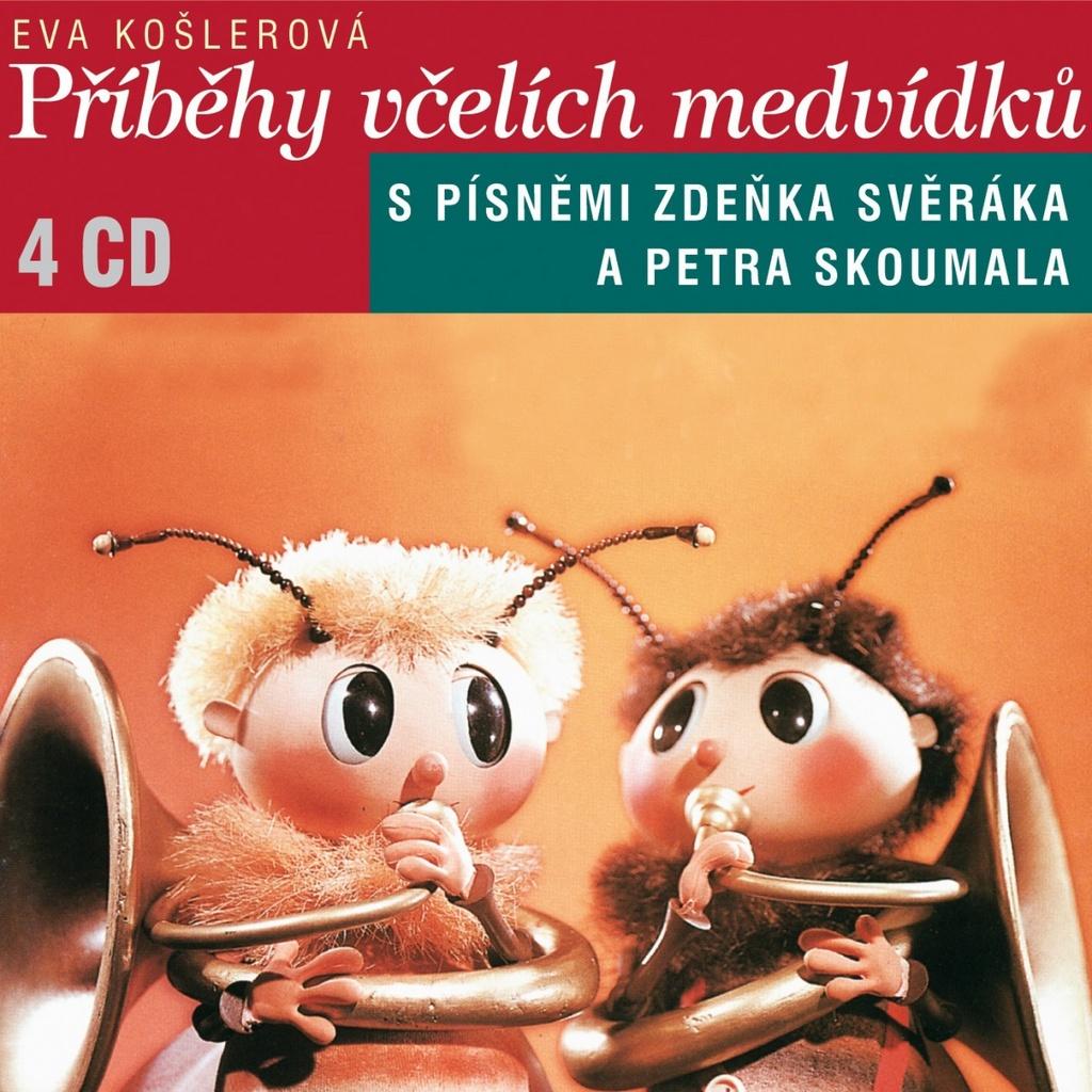 Příběhy včelích medvídků - Eva Košlerová
