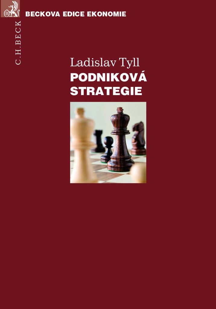 Podniková strategie - Ladislav Tyll