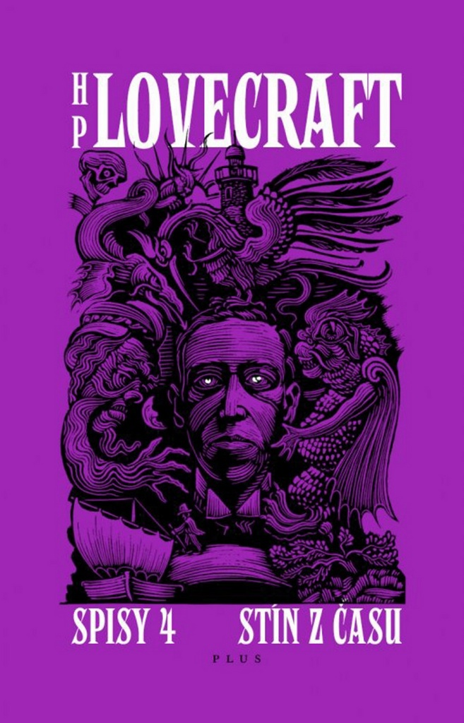 Stín z času - Howard Phillips Lovecraft