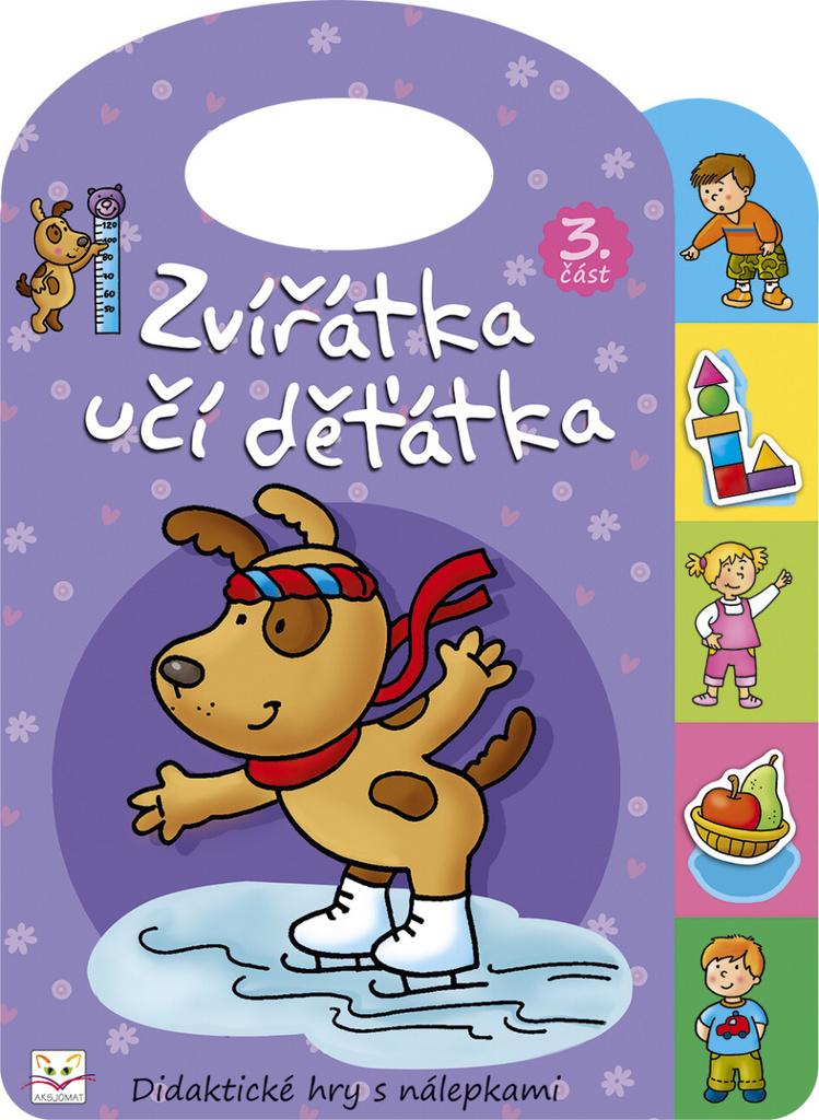 Zvířátka učí děťátka 3