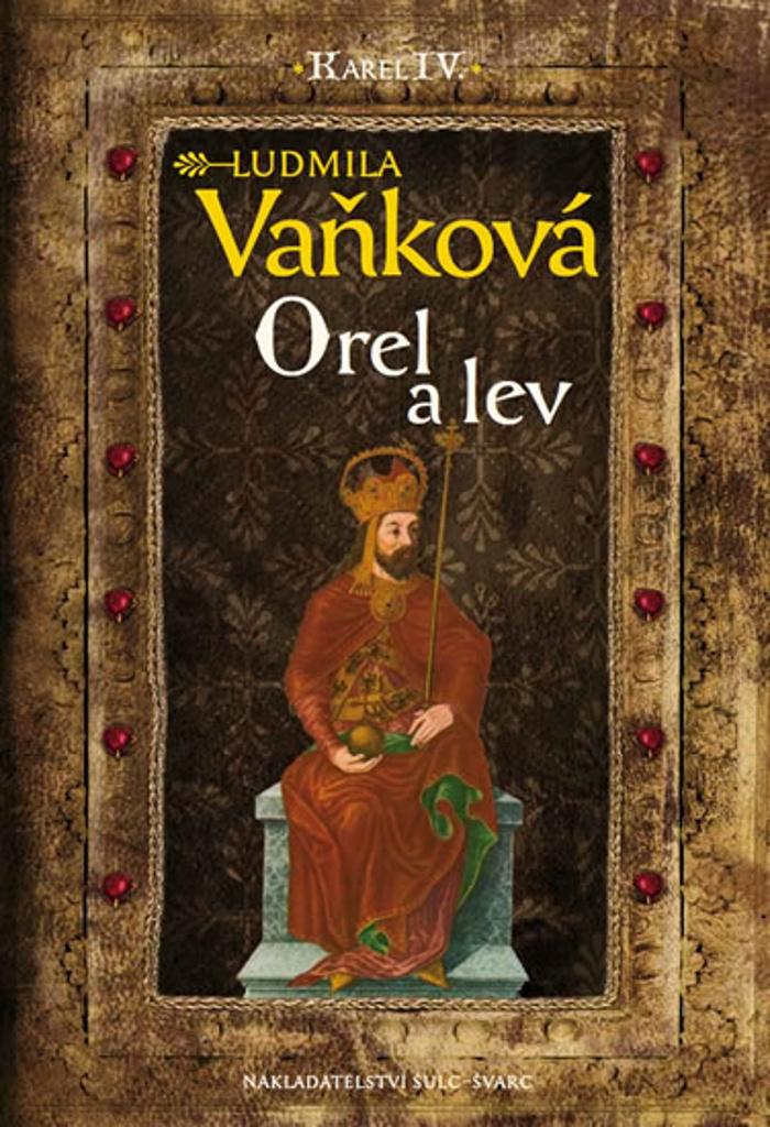 Orel a lev - Ludmila Vaňková