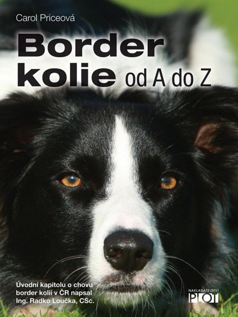 Border kolie od A do Z - Carol Priceová