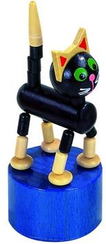 Mačkací figurka kočka