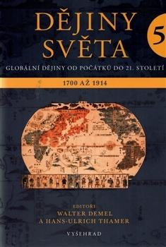 Dějiny světa 5 - Helena Medková
