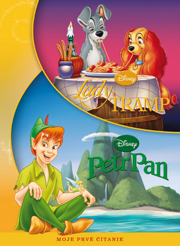 Lady a Tramp Peter Pan