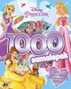 1000 samolepek Disney Princezna -
