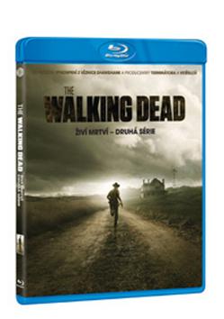 Živí mrtví 2.série (4 Blu-ray)