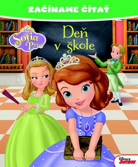Začíname číta Sofia Prvá Deň v škole
