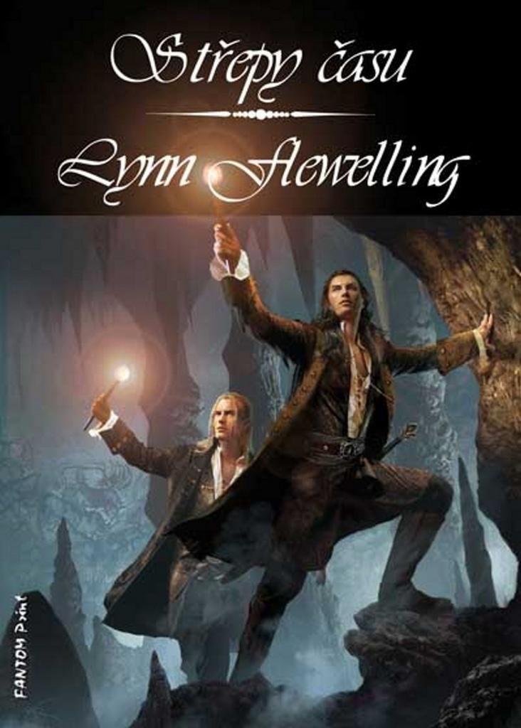 Střepy času - Lynn Flewelling