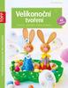 TOPP Velikonoční tvoření, vajíčka, stojánky, košíky a věnce