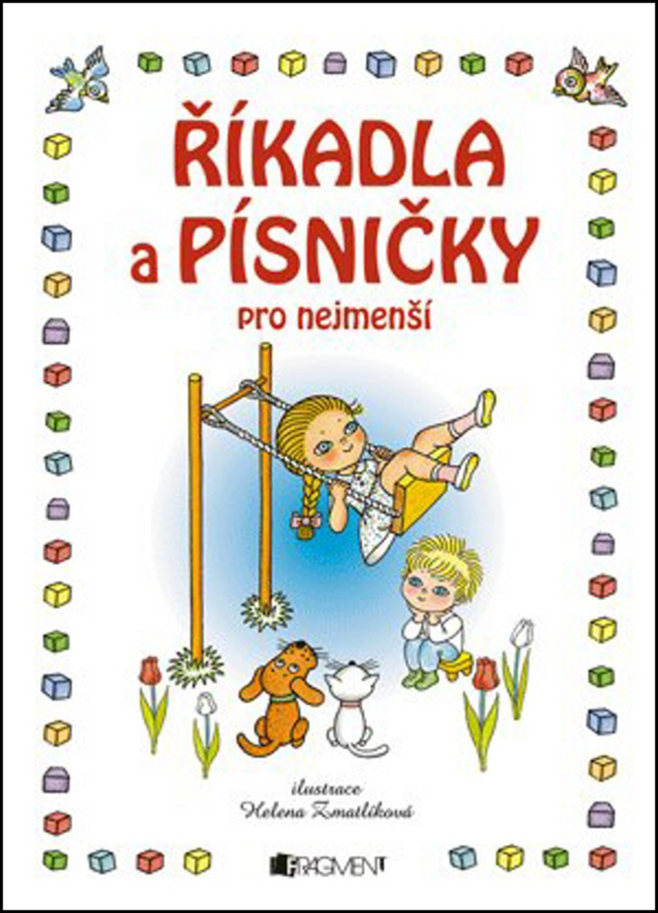 Říkadla a písničky pro nejmenší - Ivan Zmatlík