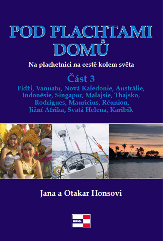 Pod plachtami domů - Jana a Otakar Honsovi