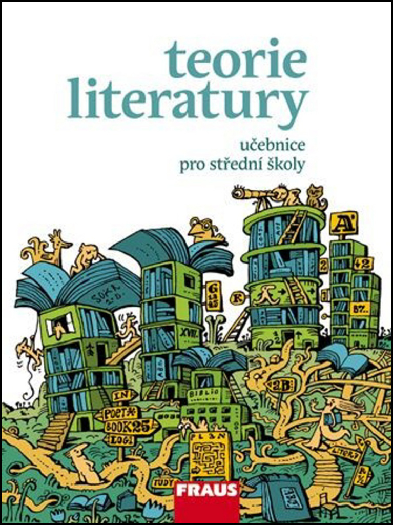 Teorie literatury Učebnice pro střední školy - Robert Ibrahim