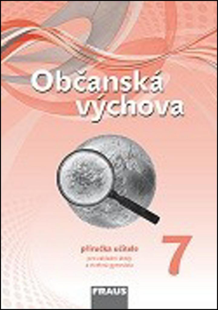 Občanská výchova 7 Příručka učitele - Dagmar Janošková