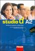 studio d A2, Němčina pro jazykové a střední školy