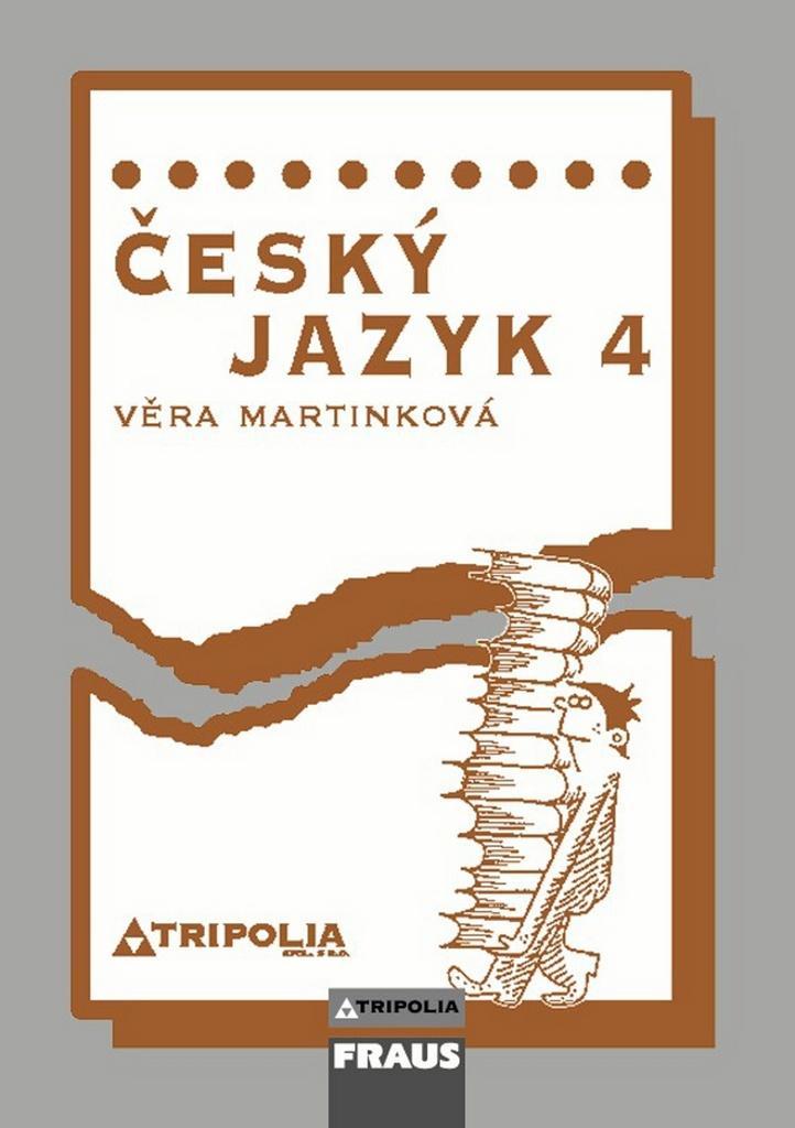 Český jazyk 4 - Věra Martínková