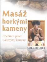 Masáž horkými kameny, Učebnice práce s lávovými kameny