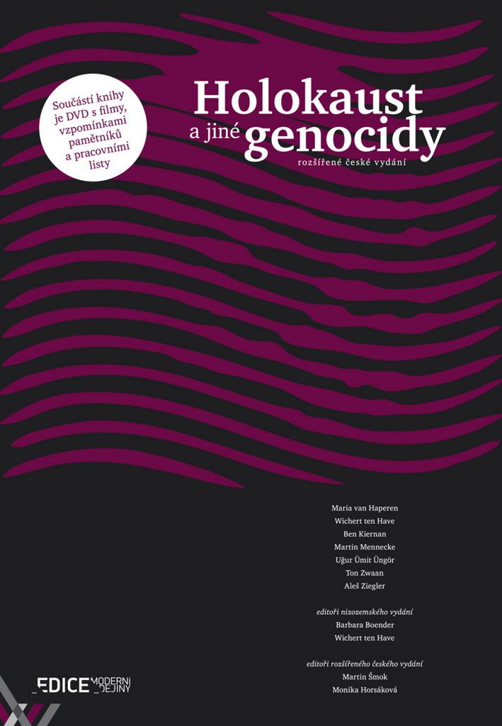 Holokaust a jiné genocidy - Petruška Šustrová