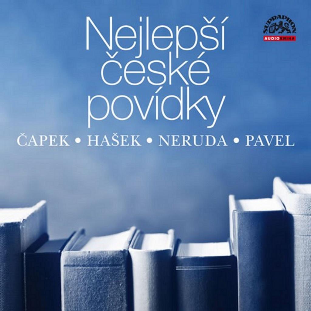 Nejlepší české povídky - Karel Čapek