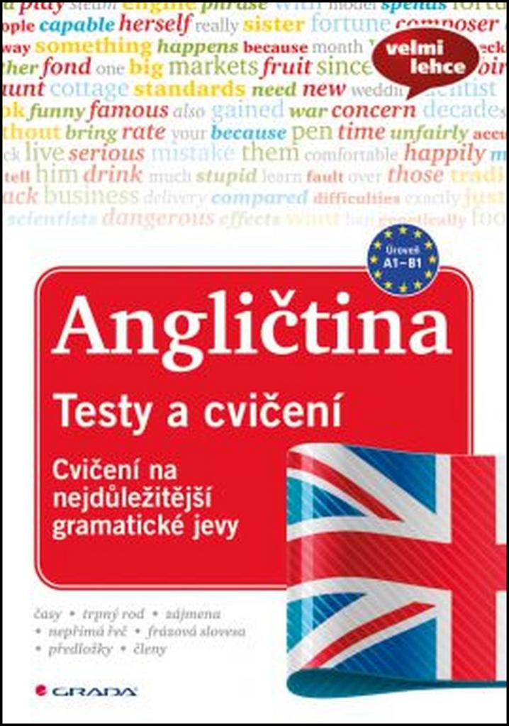 Angličtina Testy a cvičení - Sigrid Bruggerová