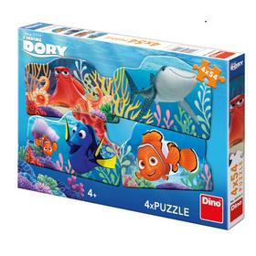 Puzzle Dory a přátelé