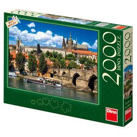 Puzzle Pražský hrad