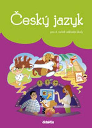 Český jazyk pro 4. ročník základní školy - Vladimír Volf