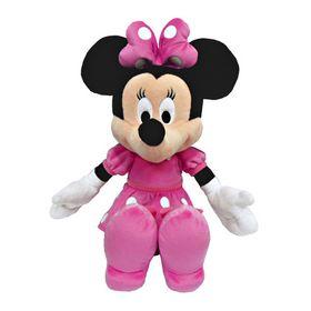 Minnie v růžových šatech