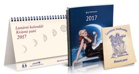 Lunární kalendář Krásné paní 2017