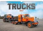 Trucks - nástěnný kalendář 2017