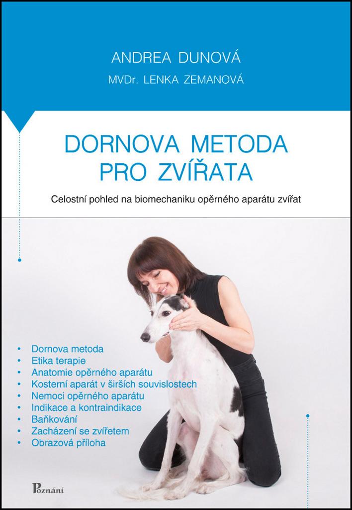 Dornova metoda pro zvířata - Lenka Zemanová