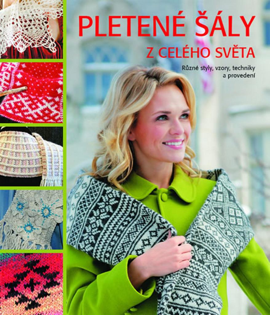 Pletené šály z celého světa - Kari Cornellová